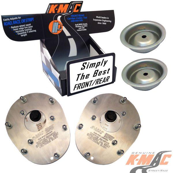 K-mac Camber caster toe adjustment kit