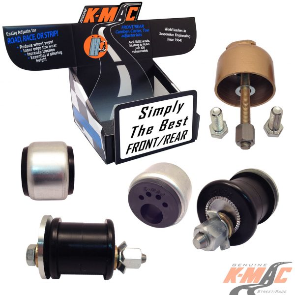 K-MAC Mercedes Camber Caster Bush Kit