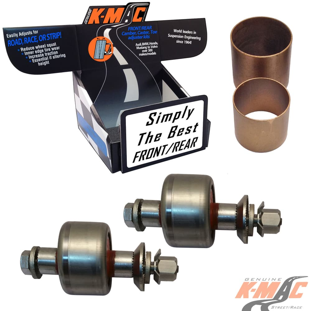 Ford Falcon Fg Radius Rod Front Bushes Caster Adjustable