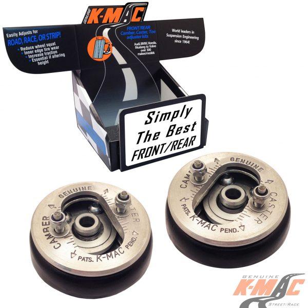 K-mac Chevrolet Camaro Camber Caster strut adjust kit