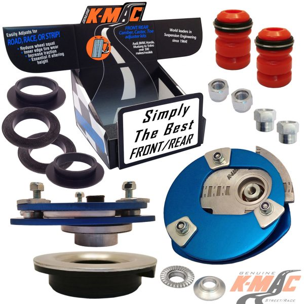 K-mac BMW camber caster toe strut adjust kit