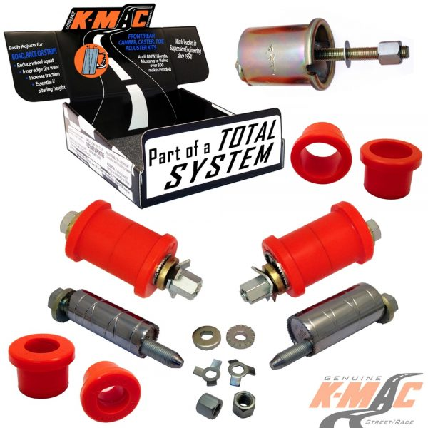 Holden Caster Kit