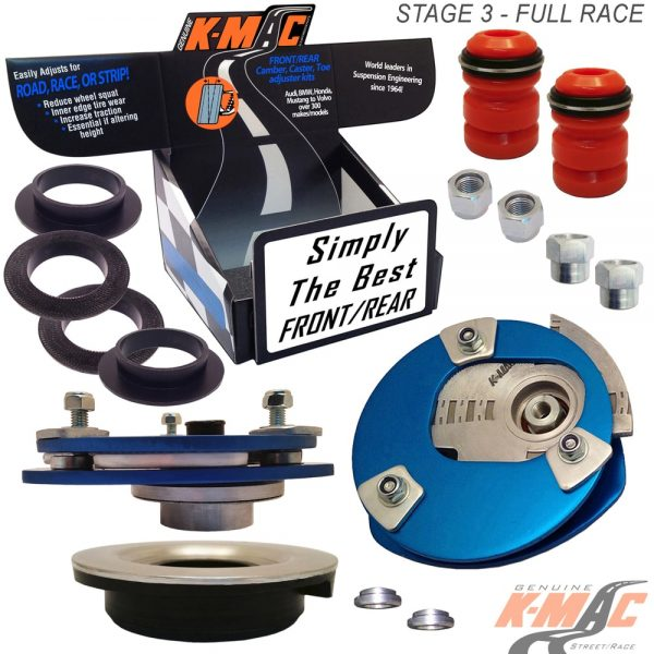 Triumph strut top mount kit Camber Caster, adjuster