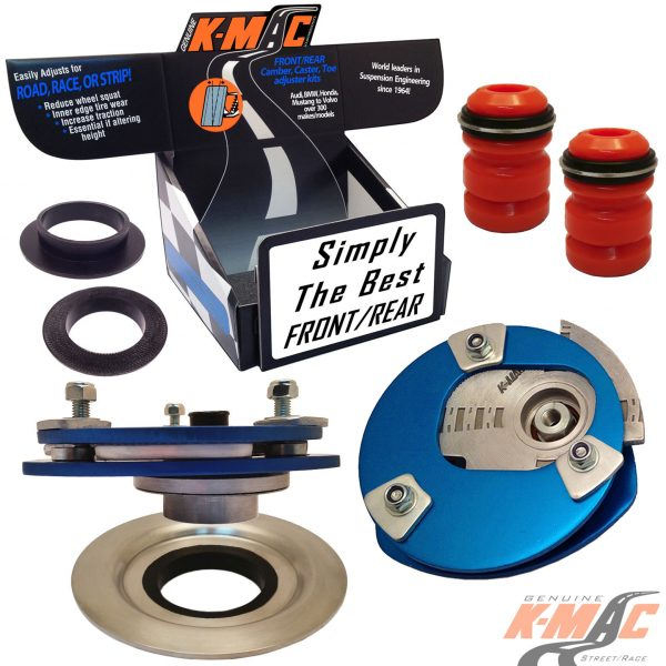 K-MAC BMW Camber/Caster Kit 193616-1 including box.