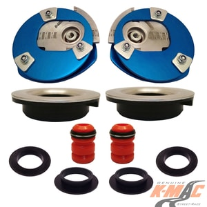 K-mac BMW front camber & caster kit 192416-2 kit with box.