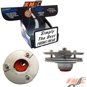 K-Mac BMW Front Camber/Caster kit 193616-1 inc box