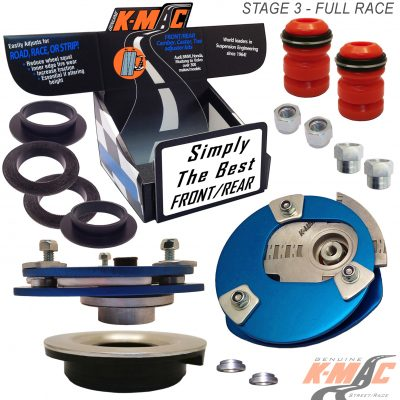 K-MAC BMW front Camber/Caster Kit 193616-3 kit inc box