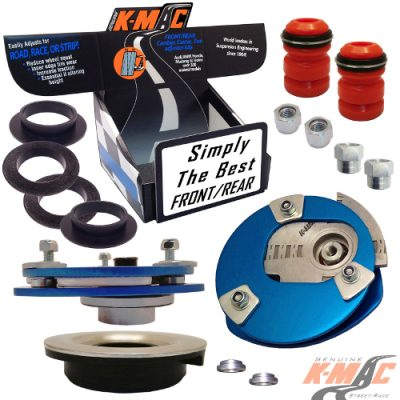 Camber & Caster Strut Top Kit inc box