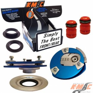 Kit 580616-3 components and box